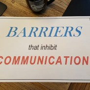 Barriers that inhibit effective communication