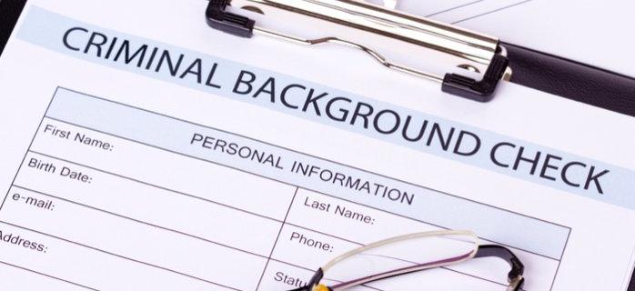 Are background checks necessary?
