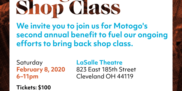 OA supports Motogo's February 8 2020 Benefit