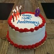 Organizational Architecture celebrates its NINTH Anniversary