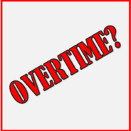 How do you decide if an employee should be paid overtime?