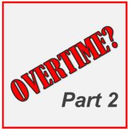 Overtime FAQs