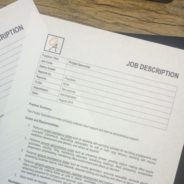 Who LOVES writing job descriptions? WE DO!