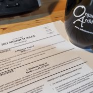 Required employment postings – State of Ohio Minimum Wage change for 2021